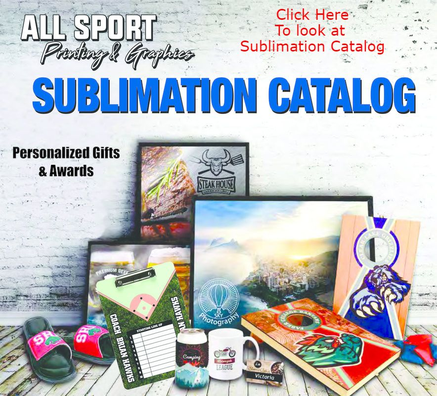 All Sport Personalized Gifts
