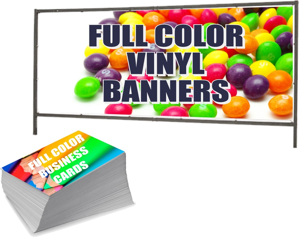Banners |Business Cards | Window Graphics Printing Las Vegas ...